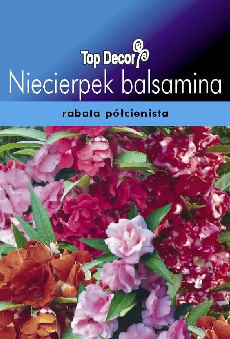 Niecierpek Balsamina Mix Agromika